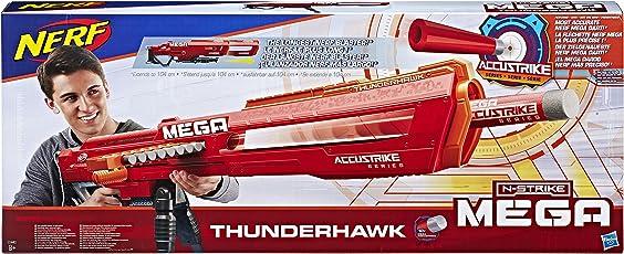 Hasbro Nerf E0440EU4 Mega Thunderhawk, Spielzeugblaster
