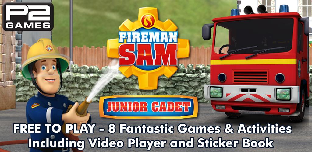 Image of Fireman Sam - Junior Cadet