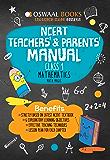 Oswaal NCERT Teachers & Parents Manual Mathematics Math Magic Class 1 (For 2021 Exam)
