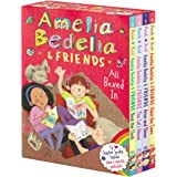 Amelia Bedelia & Friends Chapter Book Boxed Set #1: All Boxed In