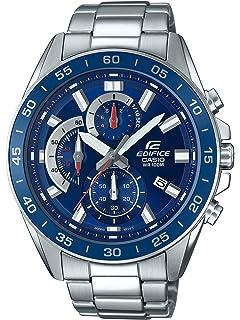 casio eqs-500c-1a1er chronographe chronographe montres temps