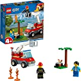 LEGO City Barbecue Burn Out Building Blocks for Kids (64 Pcs)60212
