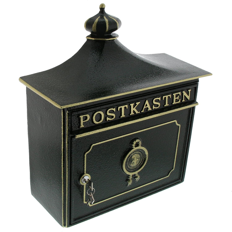 91JZArZx92L._SL1500_ Erstaunlich Briefkasten Weiß Mit Zeitungsrolle Dekorationen