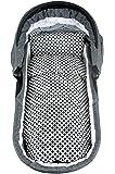 BABYLUX 2 tlg. Set Bezug für Kinderwagen Garnitur Bettwäsche Kissen Decke 60 x 78 cm