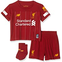 New Balance Children's Official Liverpool FC 2019/20 Home Baby Kit Set