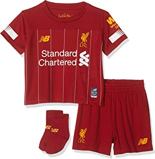 FOOTBALL KIT FOR KIDS F.C LIVERPOOL AWAY PURPLE NEW 18//19 SEASON FAST DELIVERY