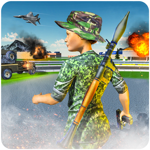 US Army Base Defense - Militärattacke Spiel 2018