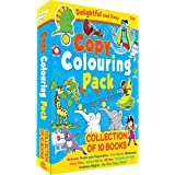 Copy Colouring Pack 1 (Collection of 10 Colouring Books)