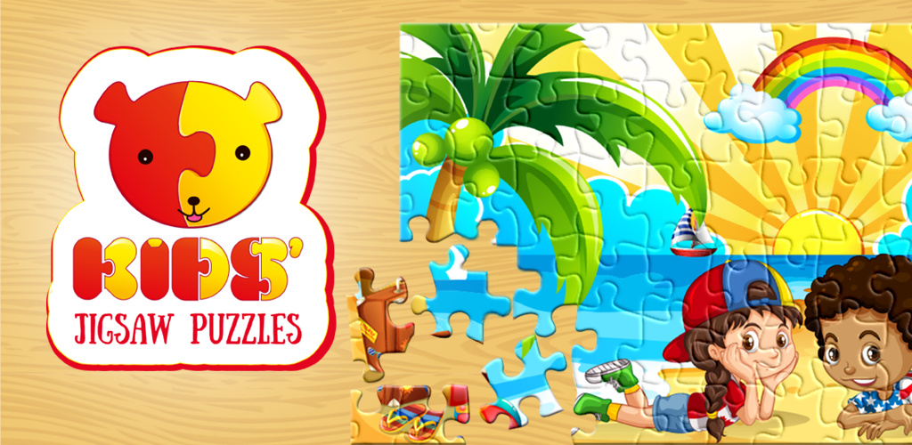 Jigsaw Puzzles For Kids Free Amazon Co Uk Appstore For Android