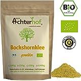 Bockshornklee gemahlen BIO (250g)   Bockshorn-Tee  Bockshornkleesamen Pulver   Ideal als Tee oder Gewürz   Fenugreek Seeds Powder Organic