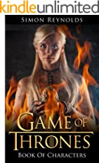 Game of Thrones: Book Of Characters (Character Description Guide)