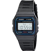 Casio Homme F91W-1classique Noir montre de sangle de résine numérique