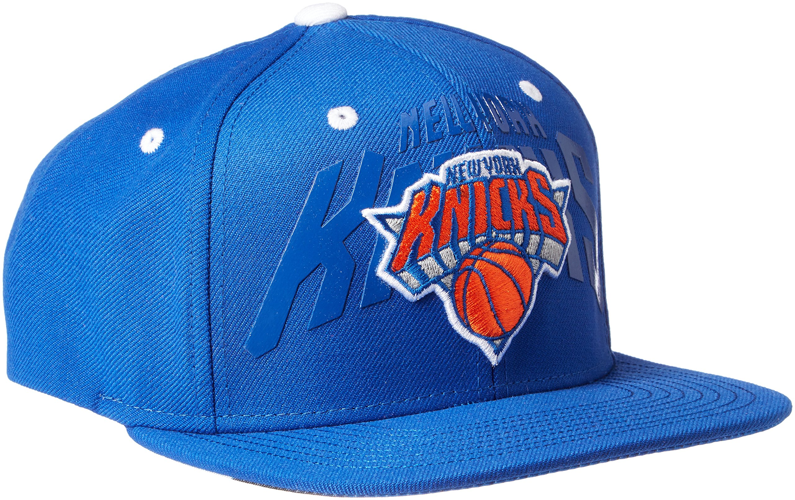 Adidas, Cappello New York Knicks Anthem, Blu (Pantone), M