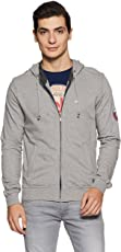 Jockey Men's Cotton Zip Thru Hoodie