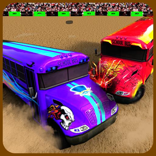 Demolition Derby Bus Racing 3D