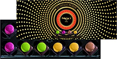 Maxim's de Paris Assortment of 12 Macaroon Chocolates