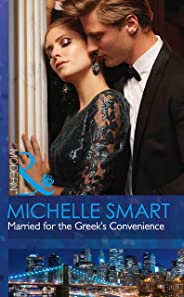 Married For The Greek's Convenience (Harlequin Modern)