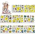 HONGECB Tijdelijke Tattoo Set Kinderen, Kinder tatoeages Stickers, Nep tatoeages Stickers, Waterdicht voor Kinderen Verjaarda