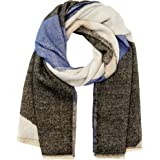 Only Onlhunter Graphic Weaved Scarf CC Sciarpa alla Moda Donna