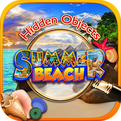 Hidden Objects Summer Beach Time - Vacation Travel Hawaii, Florida, California Puzzle Game Pic Spot the Difference (Ghosts Of California)