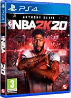playstation_4;-NBA 2K20 (PS4)