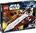 LEGO Star Wars 10215, Baukasten Obi-WANS Jedi Starfighter