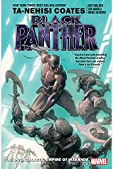 Black Panther Book 7: The Intergalactic Empire Of Wakanda Part Two (Black Panther (2018-)) Kindle Edition