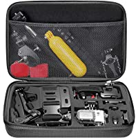 Neewer 12.8 x 8.46 x 2.48 inches/32.5 x 21.5 x 6.3 cm EVA Shockproof Carrying Case for Gopro Hero 1/2/3/3+/4 and…