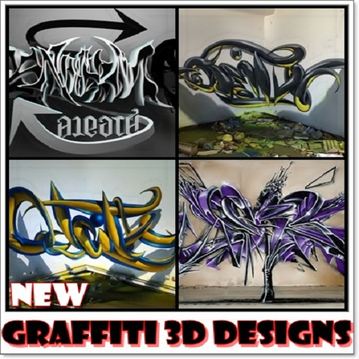 Graffiti 3d Designs New Amazon De Apps Fur Android