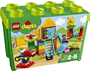 LEGO Duplo My First Large Playground Building Blocks for Kids 2 to 5 Years (71 Pcs)10864