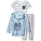Little Me boys 3 Piece Play Set T-Shirt Set