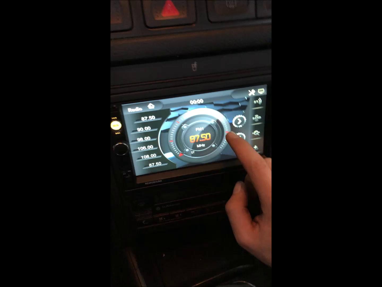 Auto GPS Navigation, OCDAY Auto Radio Stereo Receiver: Amazon.de ...