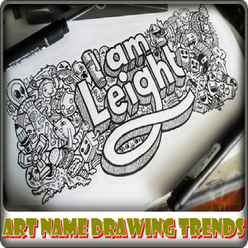 Art Name Drawing Trends