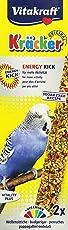 Vitakraft Sittich Kräcker Energy, 10er Pack (10 x 60 g)