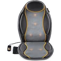 Medisana MC 810 housse de siège de voiture, housse de massage avec massage par vibrations, 9 programmes de massage…