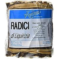 Amarelli Radici di Liquirizia Amarelli, Bastoncini da 15 Cm - 1000 g