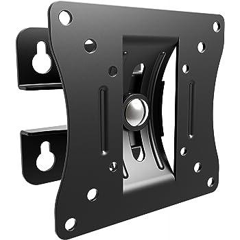 ricoo support ecran pc ordinateur s0711 meuble tv suspendu mural bras t l articul orientable. Black Bedroom Furniture Sets. Home Design Ideas