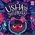 Usha and the Big Digger (Storytelling Math)