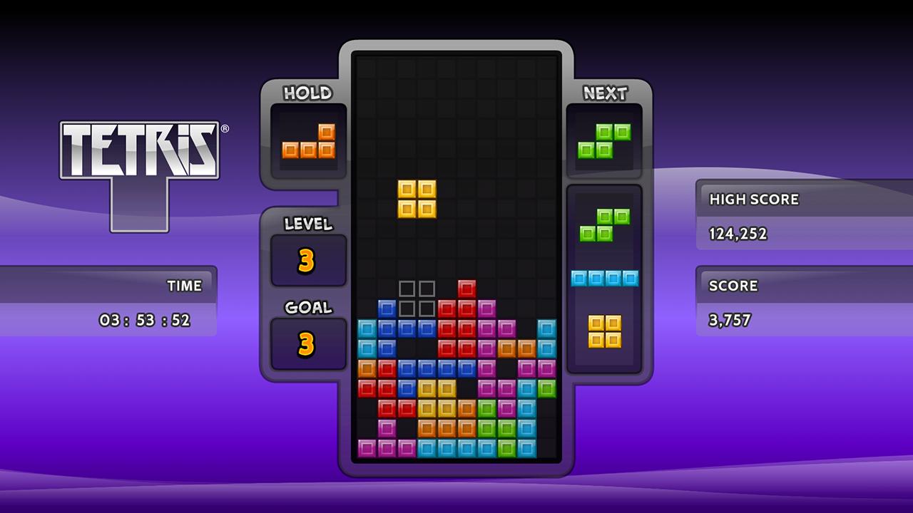 Tetris - 11