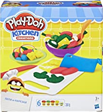 Play-Doh Shape N Slice Set