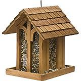 Perky-Pet - Vogelfutterspender Bergkapelle mit Einer Füllkapazität von 1.6 kg, Mod. 50172