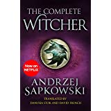 The Complete Witcher: The Last Wish, Sword of Destiny, Blood of Elves, Time of Contempt, Baptism of Fire, The Tower of the Sw