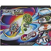 Beyblade Burst Original Rise Hypersphere Vertical Drop Battle Set – Komplettes Set mit Beystadium-Arena, 2 Battle…