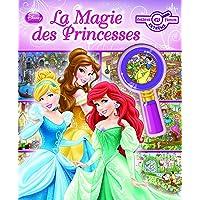 La Magie des princesses : Avec une loupe