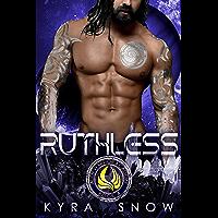 Ruthless: A Sci-Fi Academy Romance (Alien Warrior Academy Book 4) (English Edition)