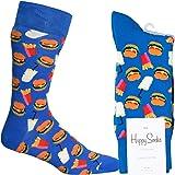 Happy Socks, Hamburger sock, 6300