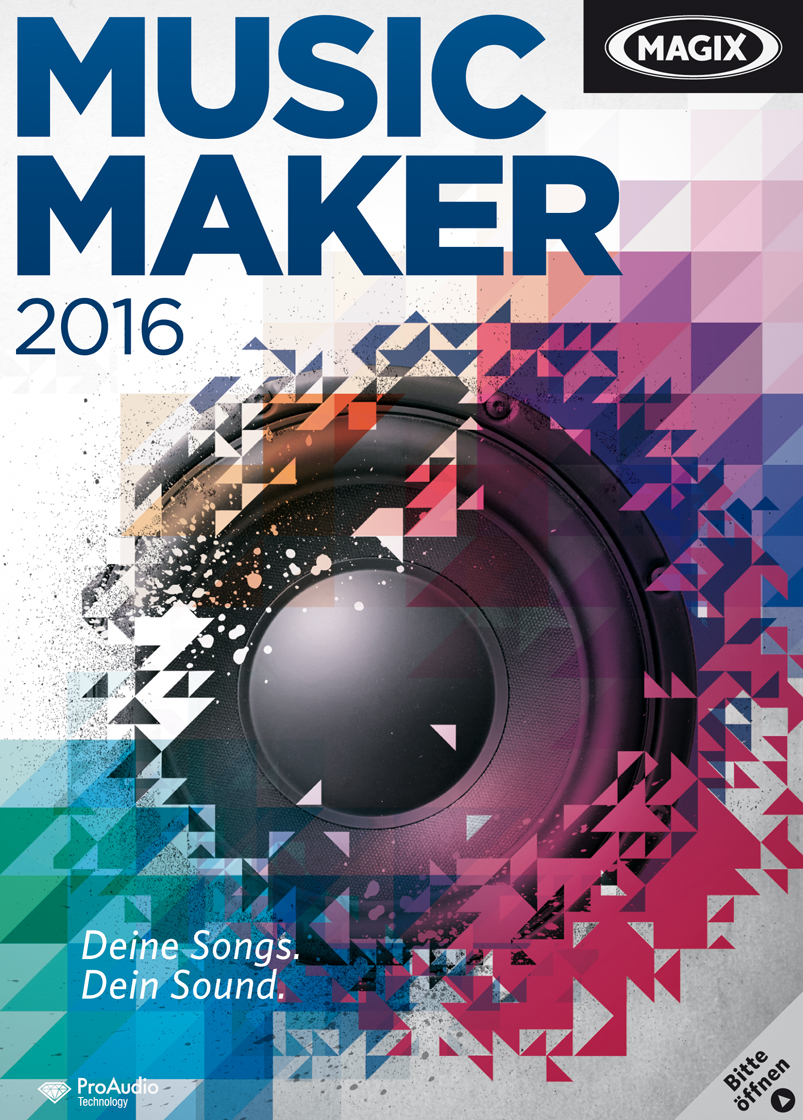 MAGIX Music Maker 2016 [Download]