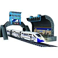 Power Train Turbos Train Station Starter Set, Multi Color