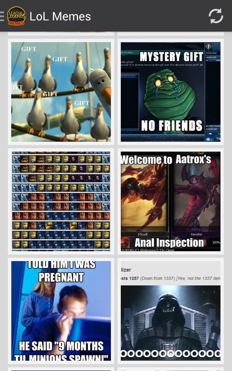 LoL Memes - League of Legends: Amazon.co.uk: Appstore for ...