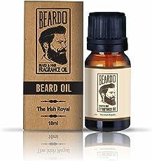 Beardo Beard and Hair Fragrance Oil - 10 ml (The Irish Royale)